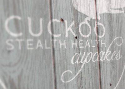 Cuckoo Cupcakes