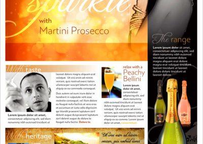 Martini Advertorial